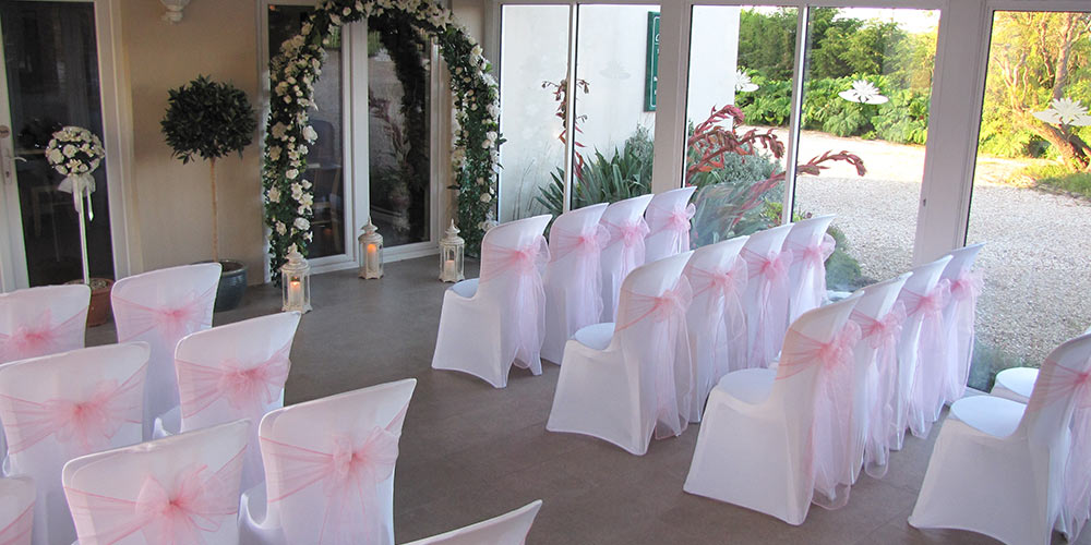 Weddings in The Conservatory