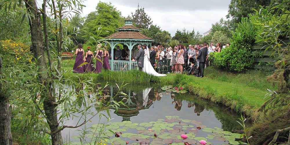 Weddings in The Imperial Gazebo